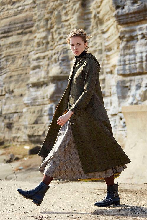 LOVOT  tweed coat
