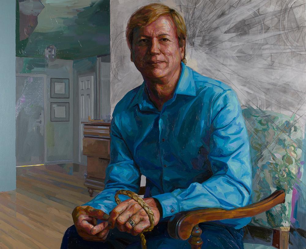 Portrait of Steve