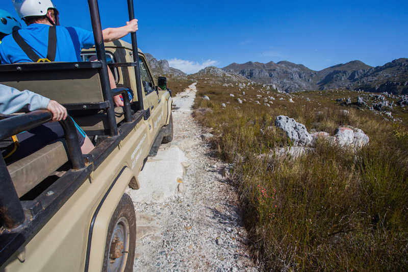 Kapstadt Canopy Ausflug