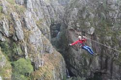 Zip Line in Kapstadt