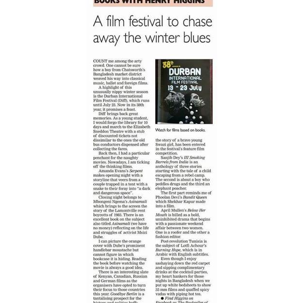 Tribune Herald, South Africa