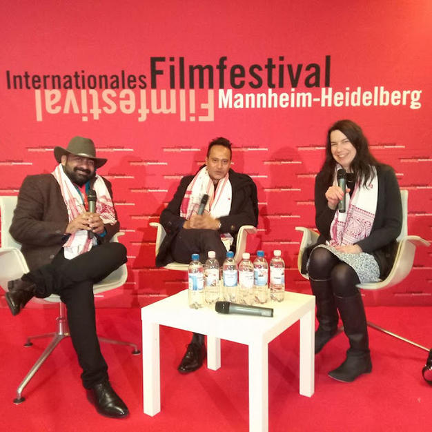 Press conference, IFFMH