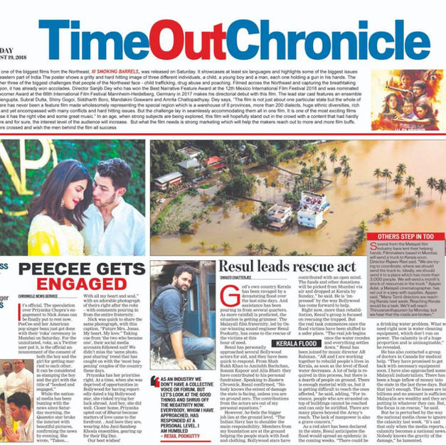 Time Out Chronicle