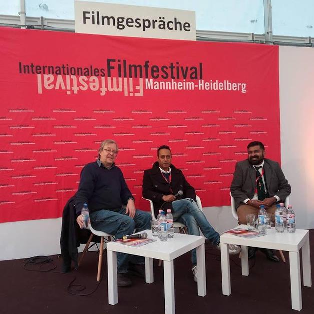 Press Conference, Heidelberg