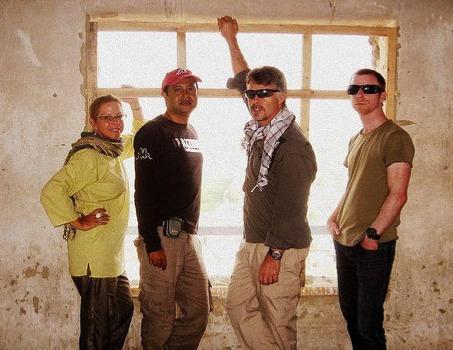 Australian Director Sean Lynch,DOP D.Beebe & Trudi-Ann Tierney