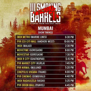 Mumbai Theatre list