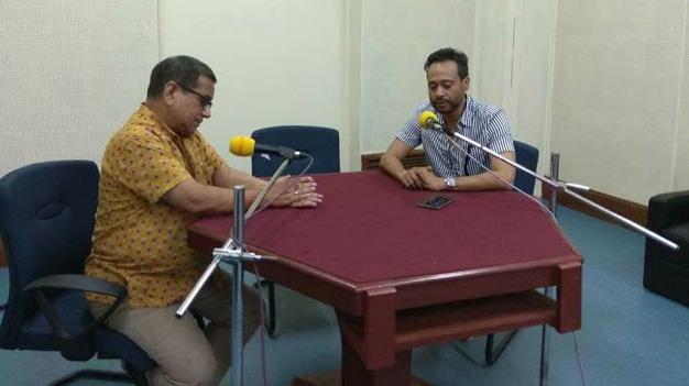 All India Radio, Interview