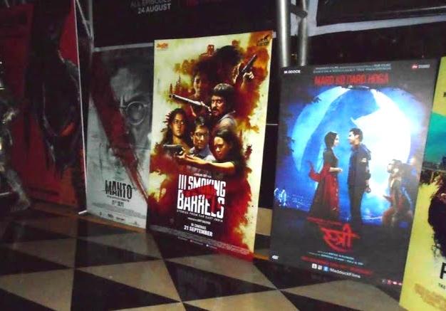 PVR Cinema, Juhu