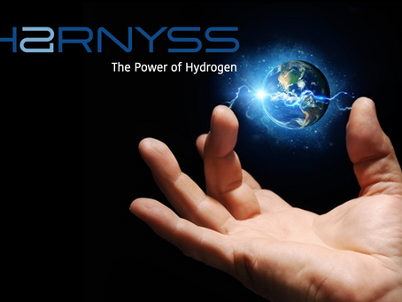 Helping New Client HARNYSS The Power of Hydrogen