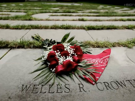 The Man In The Red Bandana - Remembering a Hero Today