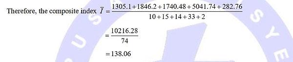 composite index spm add maths project