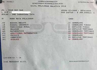 SPM Results Pusat Tuisyen Teliti 2