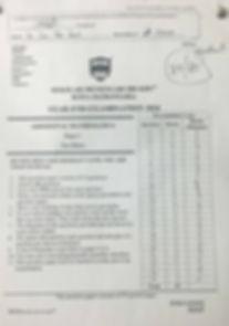 IGCSE Results Pusat Tuisyen Teliti 2