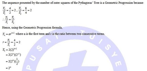 geometric sequence spm add maths project