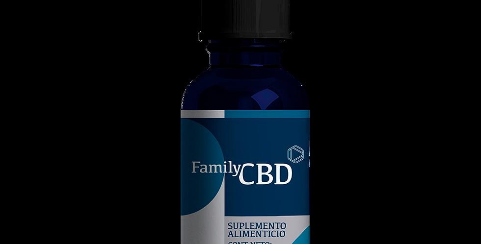 Aceite CBD 30 Días de Consumo