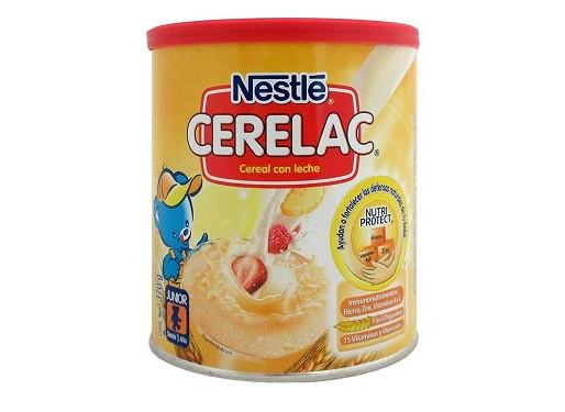 Radiografía de… Cerelac con probióticos de Nestlé