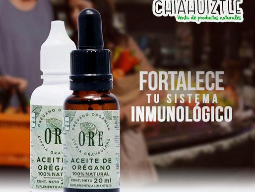 6 beneficios del aceite de orégano
