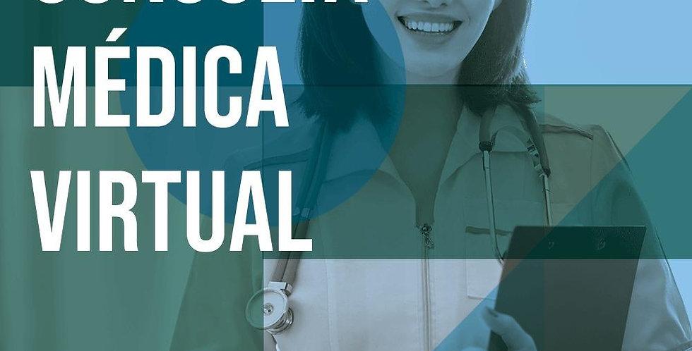 Consulta Médica Virtual (Todo México)