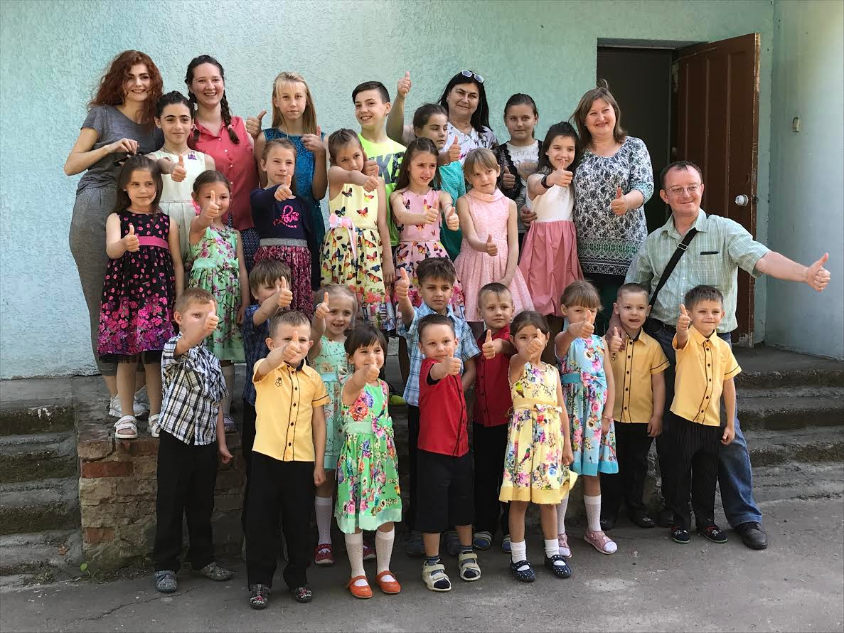 Ukraine Orphanage
