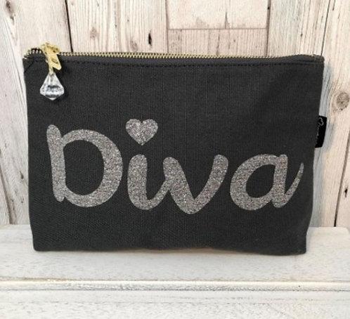 Diva bag - Grey
