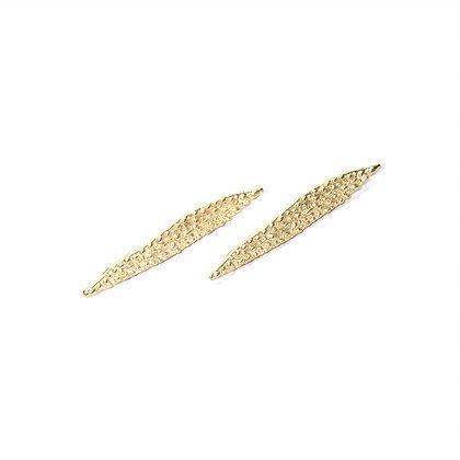 Envy Earings -Gold Coloured