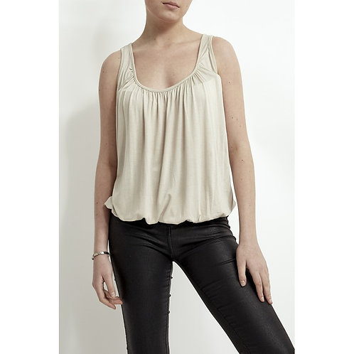 Tank Top - Beige or white