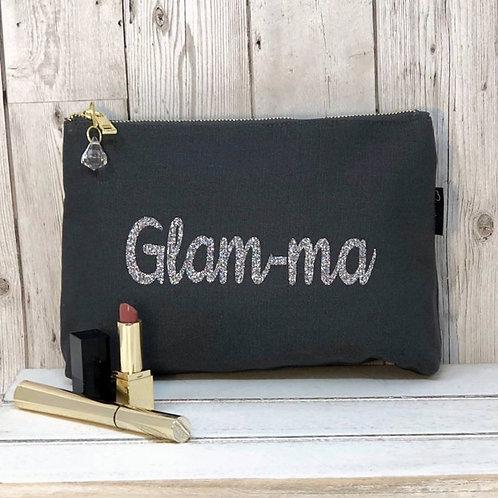 Glam-ma Bag - Grey