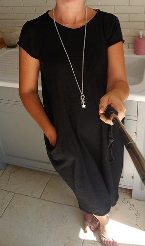 Pocket Dress - choice of colours