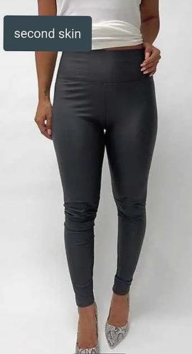 Second skin pva leggins - black