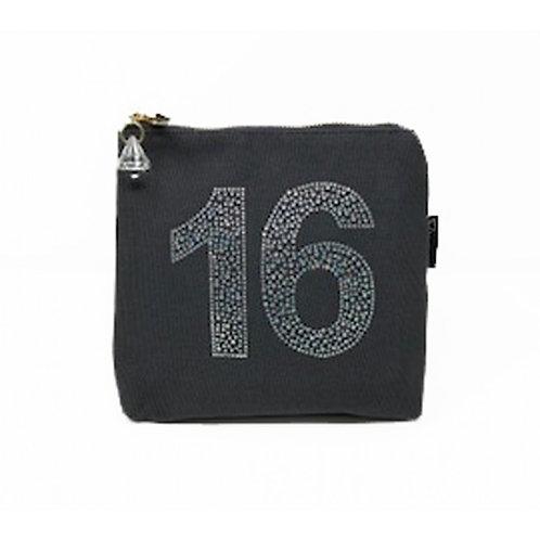 Birthday Make Up Bag - 16