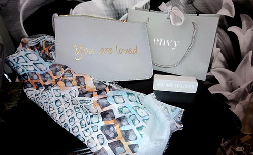 You are loved gift bundle