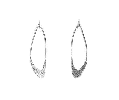 ENVY Eearings -  Silver