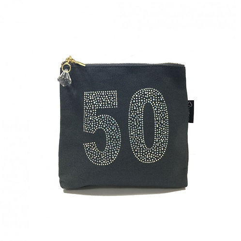 Birthday Make Up Bag - 50