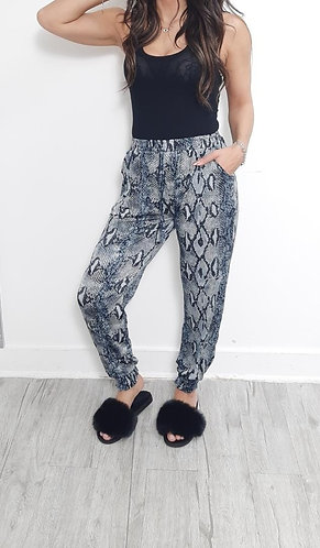 Snake casual trousers - choice of colours