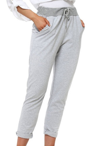 Plain Joggers - Choice of colours