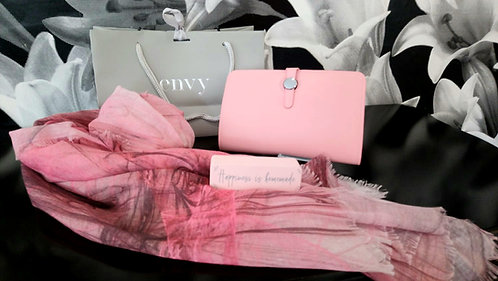 Purse combo gift - pinks