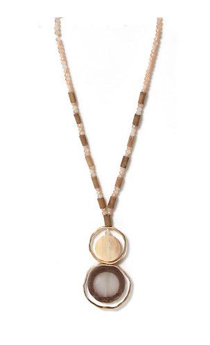 Envy ethnic mix necklace