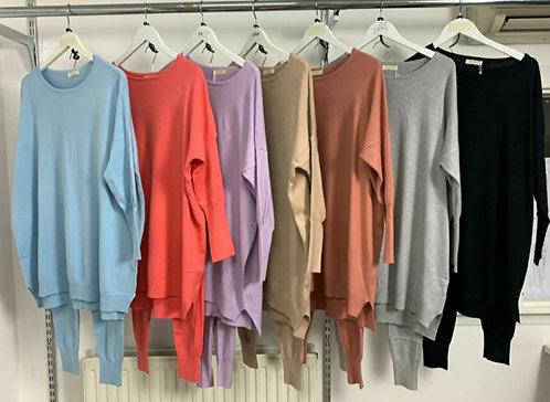 Loungesuit - various colours