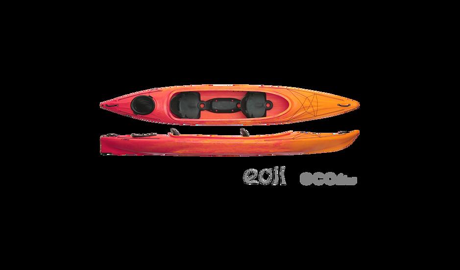 Double kayaky Eoli - ECOline