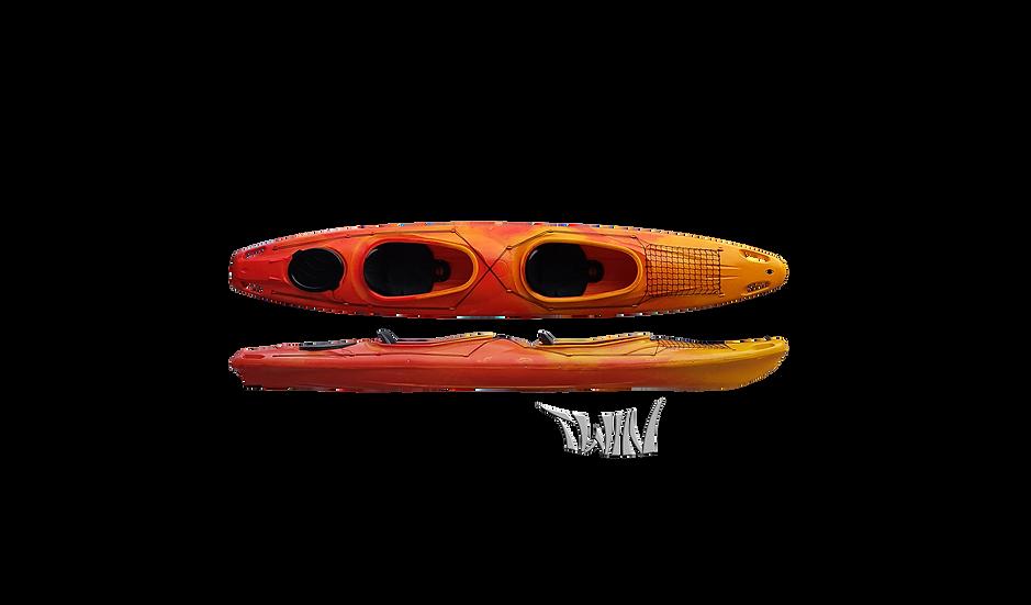 Double kayaky Twin
