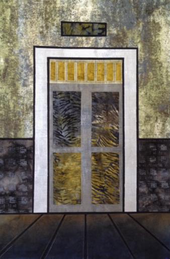 Doorway quilt 2