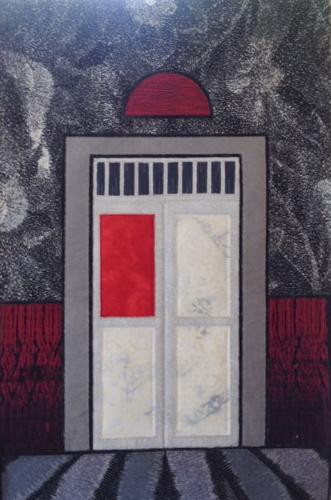 Doorway quilt 3