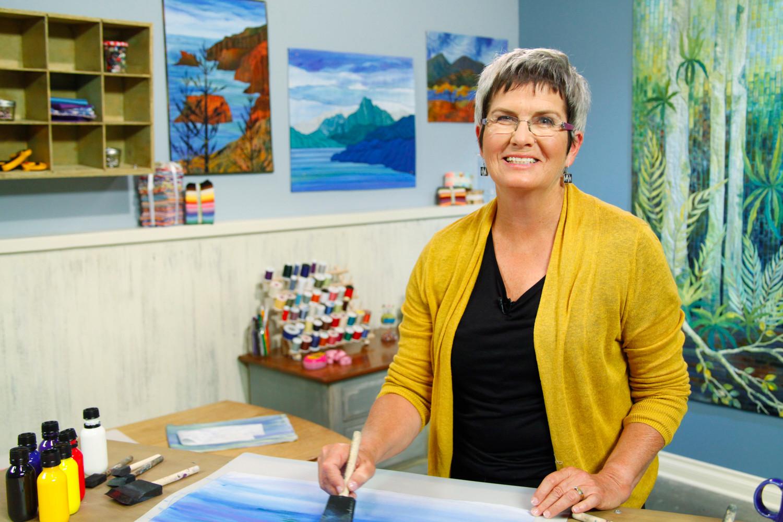 SCHEDULE   Gloria Loughman - Quilt Artist   Home