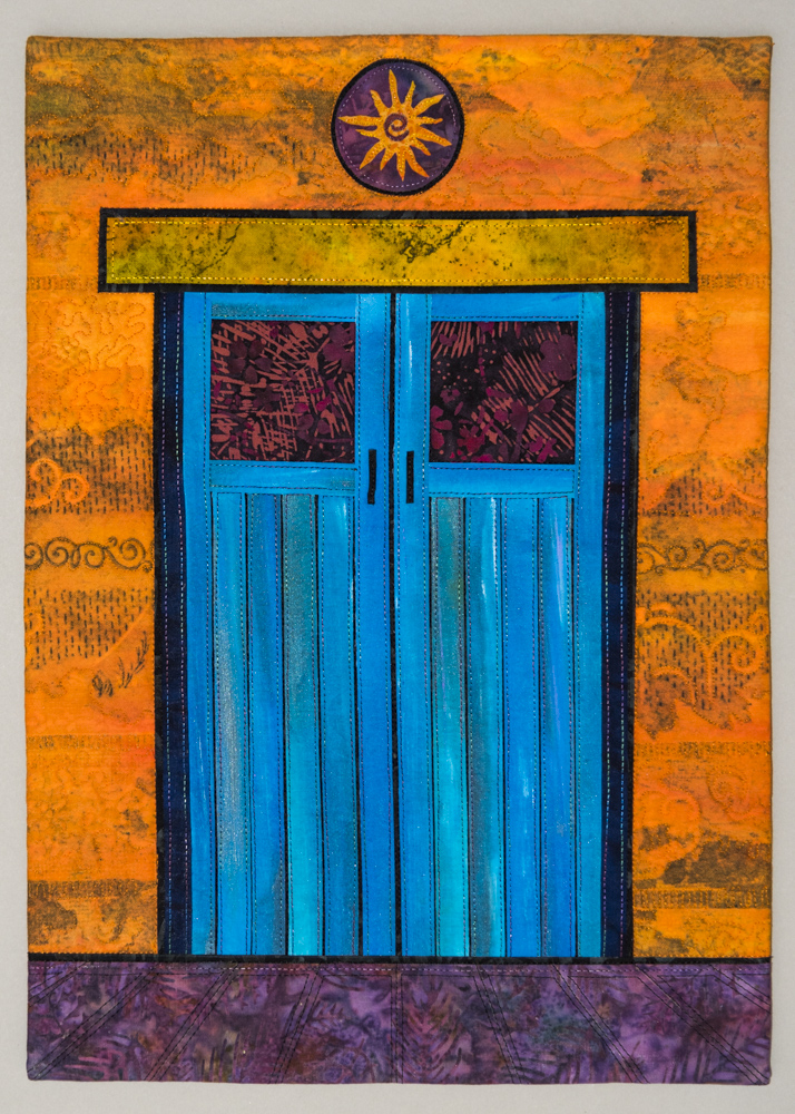 Mexican Doorway