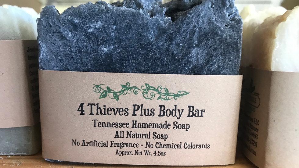 4 Thieves Plus Body Bar
