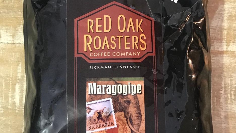 Red Oak Roasters Maragogipe 16 oz.