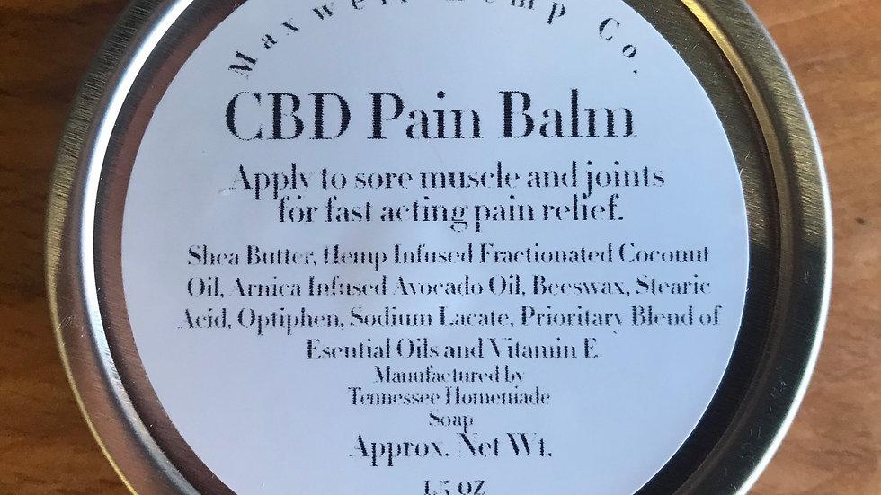 C B D Pain Balm