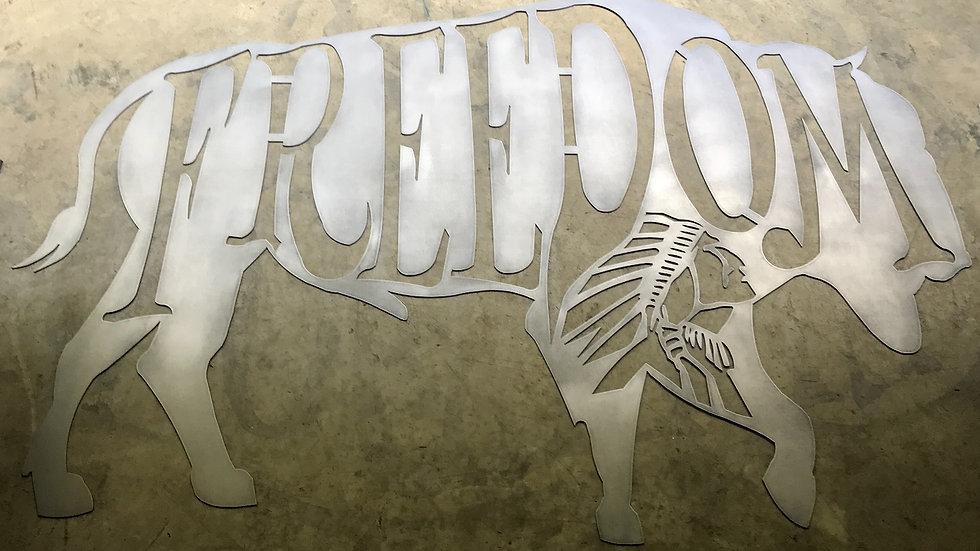 Freedom Buffalo