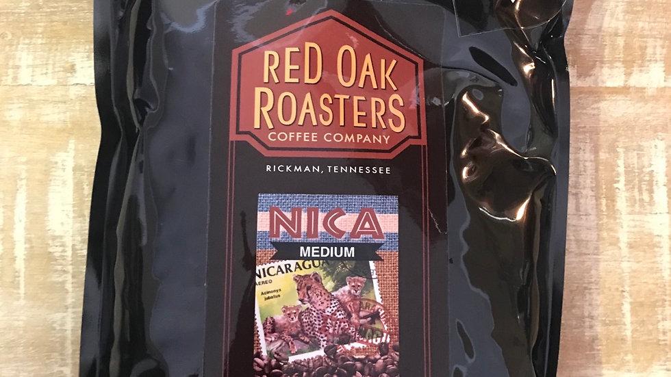 Red Oak Roasters Medium 12 oz.