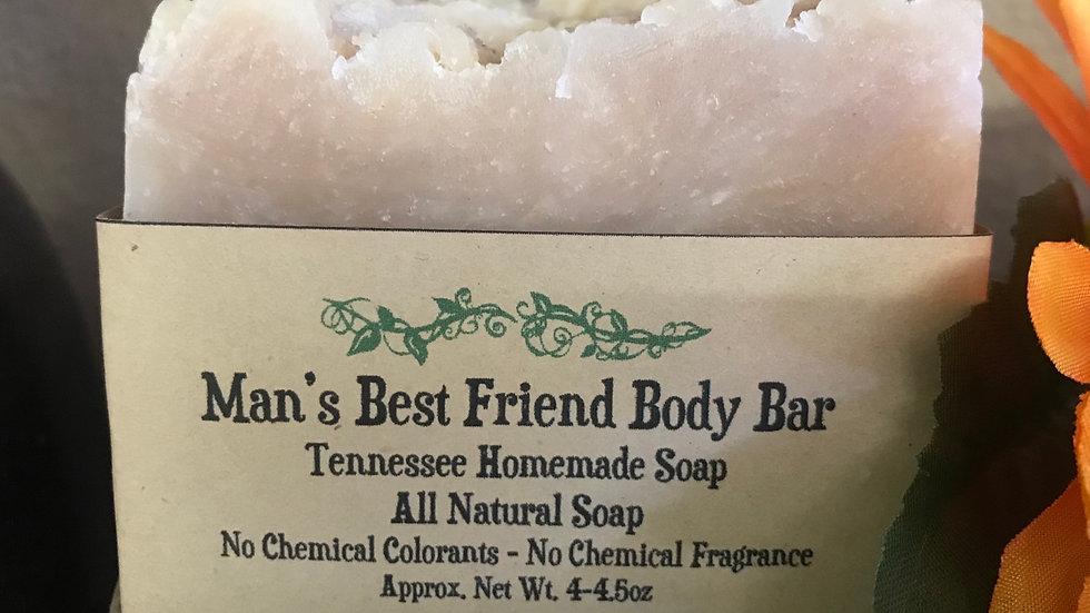 Man's Best Friend Body Bar